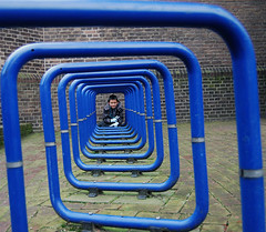 Framed Tim (tokek belanda (very busy)) Tags: blue boy holland netherlands kids tim blauw nederland timothy timo achterhoek gelderland jongen montferland sheerenberg heerenberg