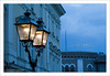 si-fa-sera (Michele Cannone) Tags: blue light sunset italy public lamp night contrast dark campania benevento obscurity