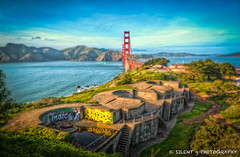 Uncle Jesse Revisit (Silent G Photography) Tags: sanfrancisco california ca urban streetart reflection abandoned northerncalifornia photography graffiti wwi wwii bunker worldwarii worldwari goldengatebridge adobe urbanexploration lincoln bayarea norcal hdr highdynamicrange lightroom selectivefocus urbex photomatix colorefexpro niksoftware ononesoftware highdynamicrangephotography nikond7000 focalpoint2 nikkor1635mmf4 markgvazdinskas silentgphotography brianmatiashhdrtextureboostbrush perfectlayers