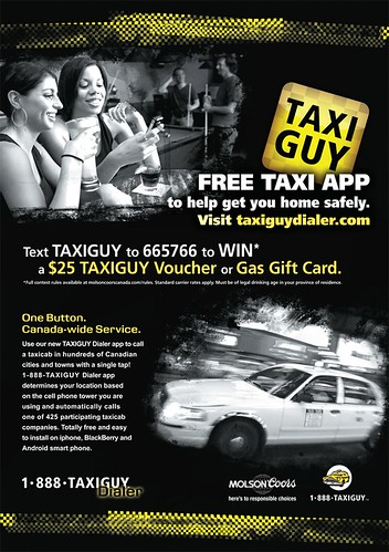 Taxi-Guy-Text-to-Win_19x27