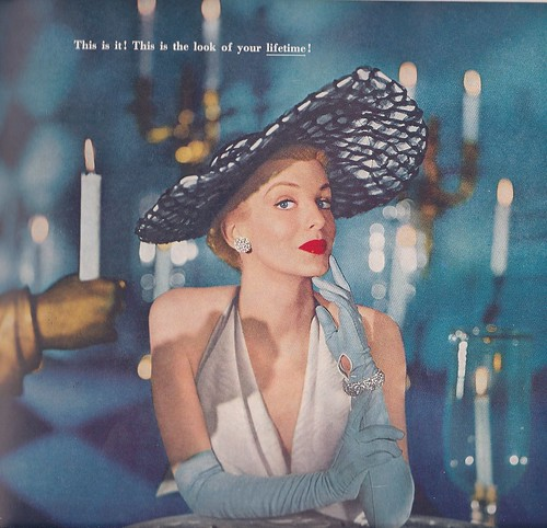 Vintage Revlon Ad 1950
