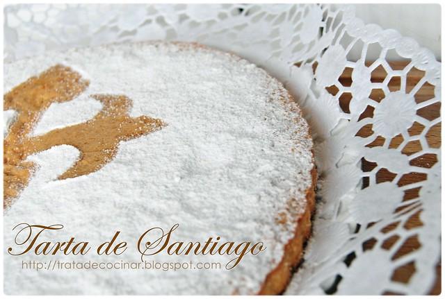 Tarta de Santiago TC