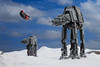 """""""Rogue Group, use your harpoons and tow cables."""" (Blockaderunner) Tags: 3 star back lego north group ridge empire wars rogue atat wedge hoth antilles snowspeeder 8122 srikes t47"""