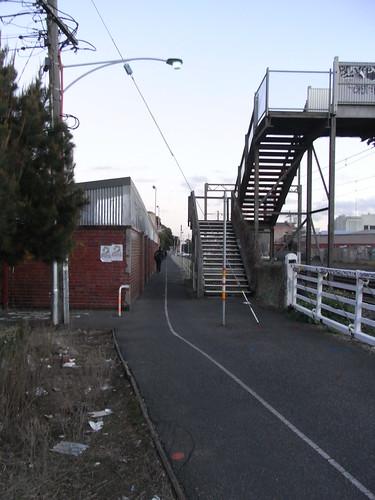 Upfield Path - Brunswick
