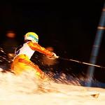 Riley Seger, Kimberley Night Slalom PHOTO CREDIT: Derek Trussler