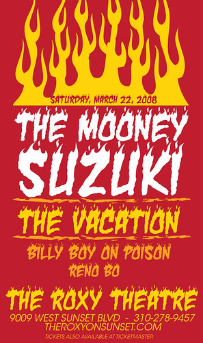 The Mooney Suzuki - 3/22