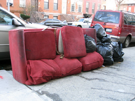 Lexington Street Couch