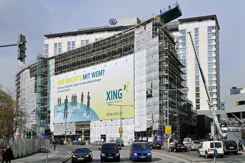 XING springs up in Vienna