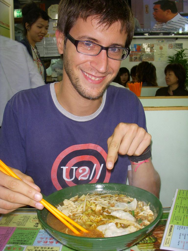 comida autentica china!