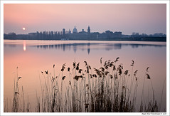 Mantovan Sunset (Kah Kit Yoong) Tags: italy mantova lombardi aplusphoto platinumheartaward