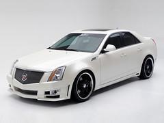 2008 D3 Cadillac CTS 4