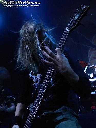 Gigantour 2008 - Children of Bodom