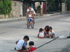 children in the street,street kids,less foryunate kids