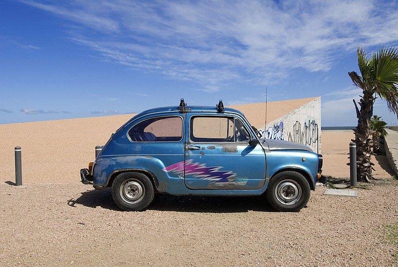Beach Fiat