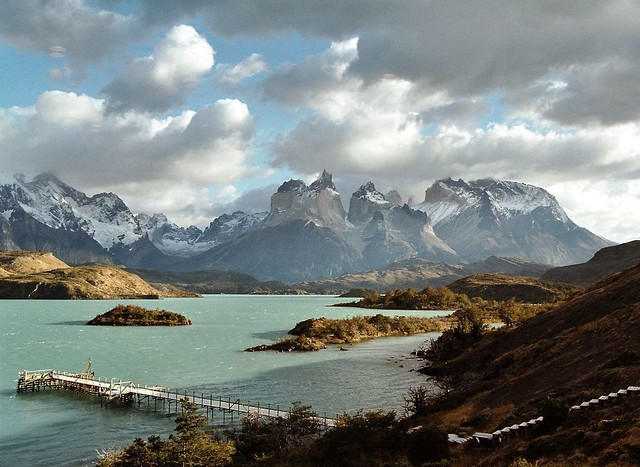 Chile-Lago-Pehoe