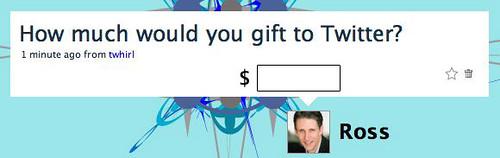 Gift Twitter