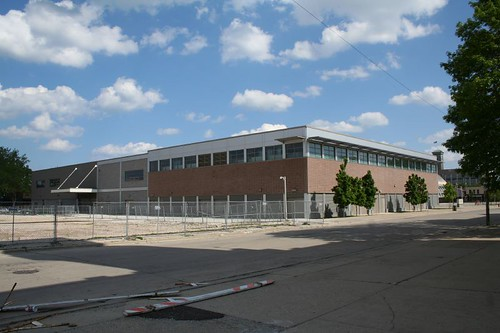 Bradley Tech High School