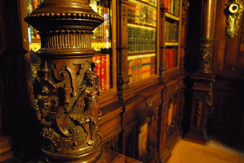 3 Romanian Castles You Must Visit At Least Once In Your Lifetime. Peles Castle Library