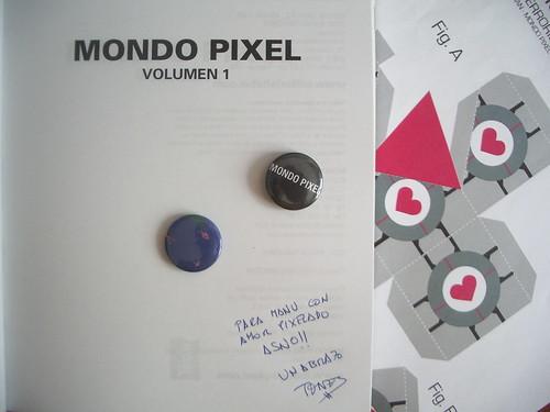 Mondo Pixel dedicado