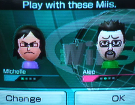 Wii are not amused