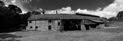Wortley Top Forge (Roger B.) Tags: panorama industry monochrome museum wortleytopforge
