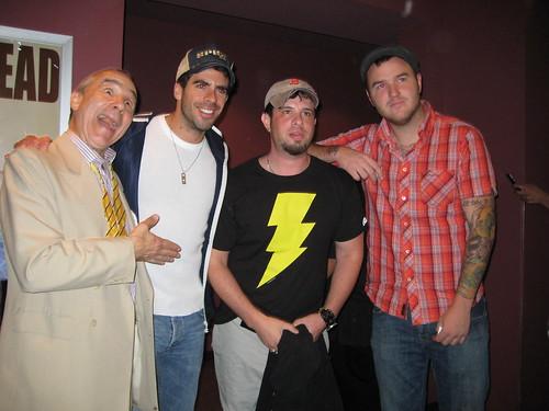 Lloyd, Eli, Gabe, & ?