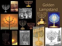 Slide44 - Golden Lampstand