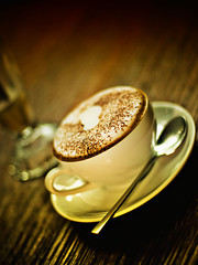 If all else fail, just go and have a coffee (kktp_) Tags: cup coffee thailand nikon dof bokeh bangkok spoon saucer 50mmf14d d80 ehbd