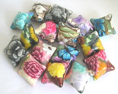 Pillow Bead Sampler