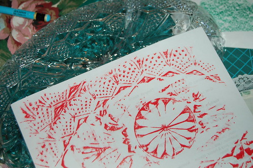 Wax rubbings part II