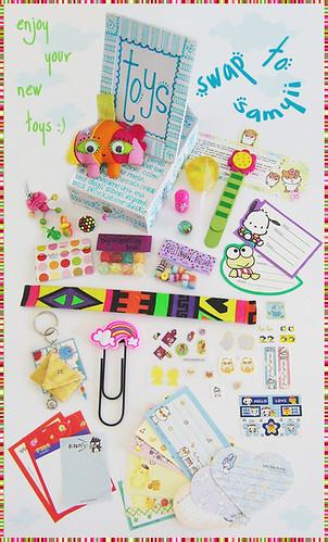 Toys Matchbox Swap to Samyii