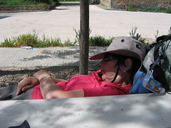 "Resting in Villamayor del Rio • <a style=""font-size:0.8em;"" href=""http://www.flickr.com/photos/48277923@N00/2621856983/"" target=""_blank"">View on Flickr</a>"