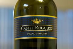 2003 Castel Ruggero IGT