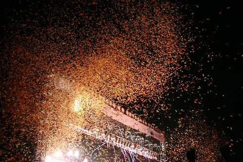 I love the confetti - too much