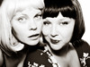 old skool (Sexy Swedish Babe) Tags: bw me wig wigs nokia6630 ssb basto thefloorlamp