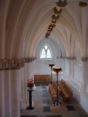 Blacader Aisle, Glascow Cathedral, Scotland (Jeff Wardeska) Tags: uk scotland cathedral glasgow glascow sincity blacaderaisle