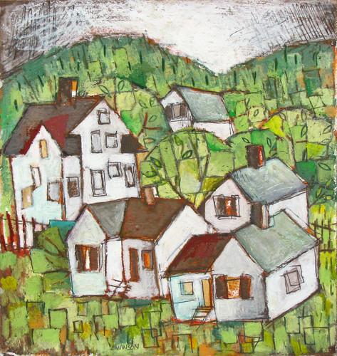 Neighborhood In The Hills