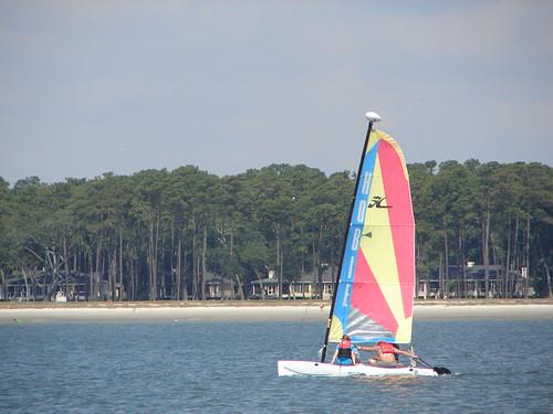 sc sailboat boat southcarolina hiltonhead