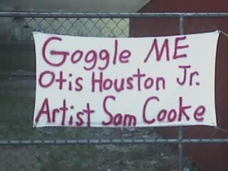 Goggle ME Otis Houston Jr.