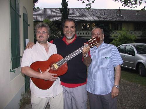 Yvan Rochat Maire de Vernier 2008