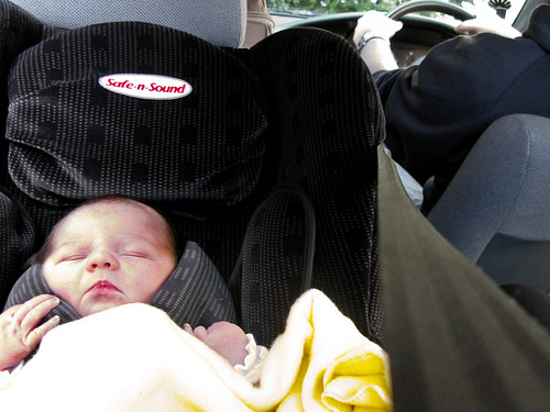 Bebé a bordo