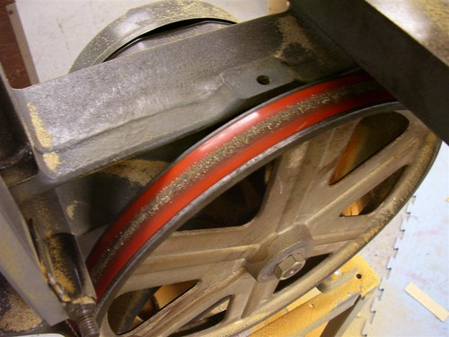 Bandsaw Tires