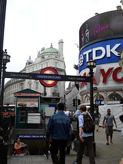 Picture of Piccadilly Circus Station