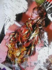 COLLAGES DETAILS . . .  CROQUIS DEFILES . . . (manoulouve) Tags: paris mannequins collages ysl mode artcontemporain femmes tableaux dco artiste journaux artmoderne yvessaintlaurent colle toiles