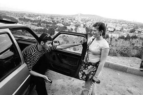 Грузия, Тбилиси/ Georgia, Tbilisi, Jule 2008
