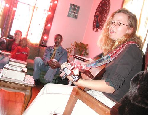 Gina Sings