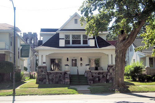 Foker stone porch