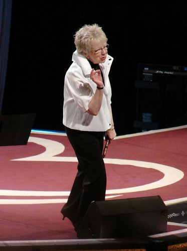 Patsy Clairmont - WOF Tampa, 2008