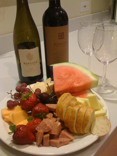 Wine and Cheese Dinner