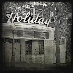 spectres'  holiday (t. bell) Tags: old holiday highlands theatre denver spectres 32ndavenue